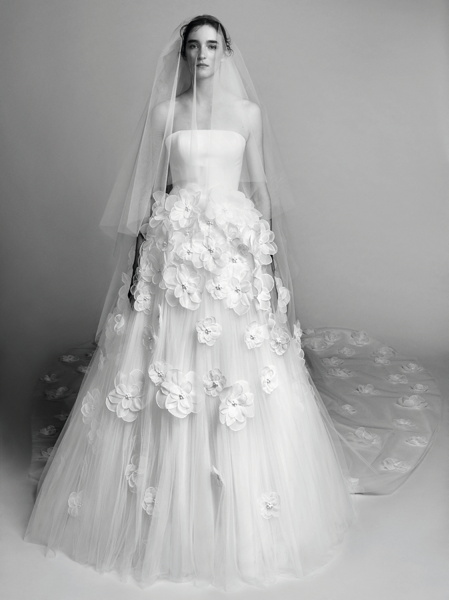 Vows Wedding Dresses Nyc : In wedding dress design on october during new york bridal week
