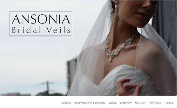 AnsoniaBridalVeils.com