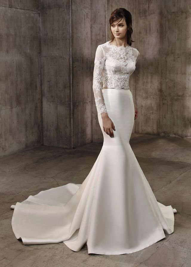 Badgley Mischka Bride