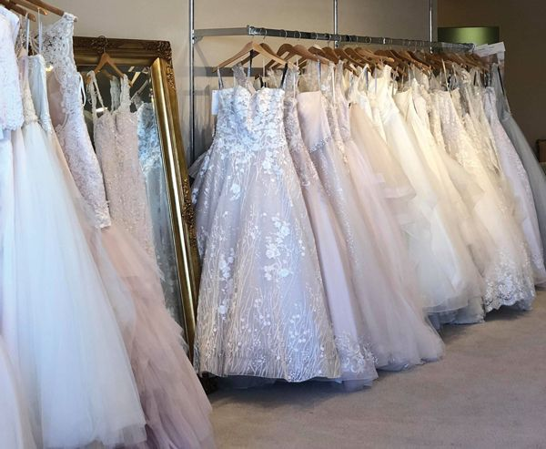 "Blush Bridal & Prom in the San Francisco Bay area has found success by calling bigger sizes ""curvy and athletic"" instead of ""plus""."