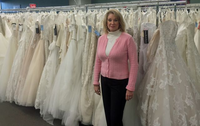 Bobbie Crabtree is CEO of USA Bridal. The company runs four stores in Kentucky and Tennessee and added e-commerce more than a decade ago.