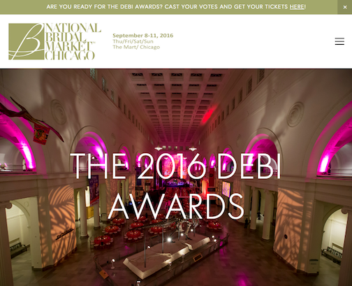 Nominees for the 2016 DEBI awards include 23 companies for the nine categories.