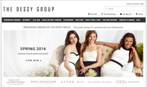 b59ad52405f Bridal industry directory of resources and designers