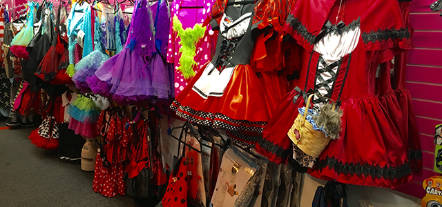 Fiancée Bridal in Minot, N.D., has found great success with its Halloween Bootique.