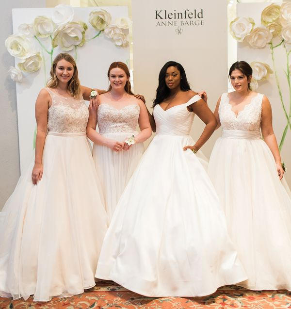 e704d59de44 Plus size bridal popularity surges  transforming industry