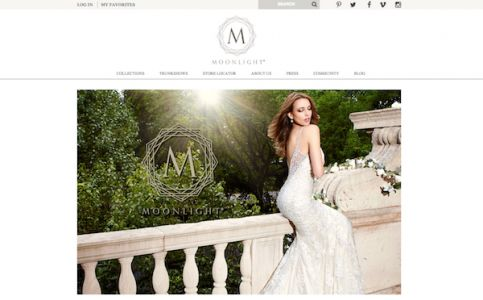 454e27918d5e7 Bridal industry directory of resources and designers