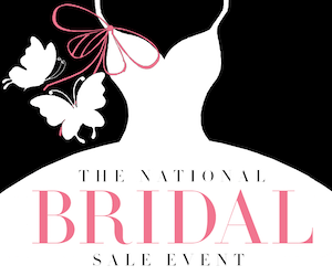 This year, nearly 1000 bridal salons nationwide are participating in the fourth annual event July 20.
