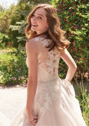 Rebecca Ingram, a new collection from Maggie Sottero Designs that incorporates timeless elegance with modern value.