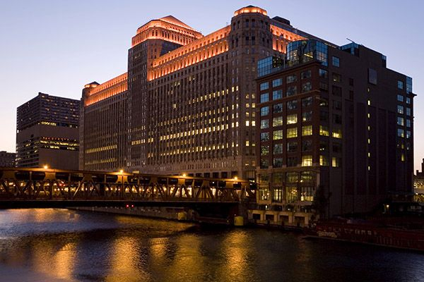 The National Bridal Market Chicago returns to the historic Merchandise Mart March 16-18, 2016.